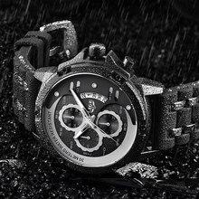 2020 su geçirmez izle spor silikon erkek saatler LIGE üst marka lüks saat erkek iş Quartz saat Relogio Masculino