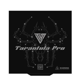 Heatbed sticker placa de construcción cinta de Hotbed cinta para TEVO Tarantula Pro Kits de actualización para almohadilla magnética suave 240*240mm