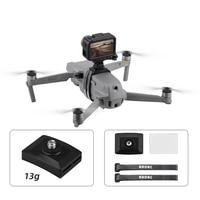 1 Set Top Erweiterung Kamera Füllen Licht Halterung Halterung für DJI Mavic Air 2 Mini FIMI X8 SE Mini 2 luft 2s Drohnen Zubehör