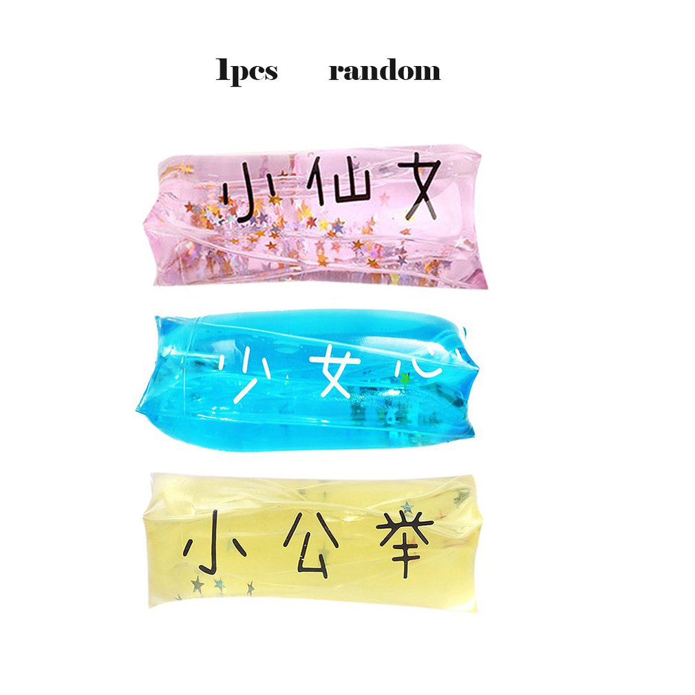 1pcs Creative Pressure Relief Vent Can't Catch Water Snake Toys Novelty Gag Toys Trick toy An-ti Stress Toy Gift for Children