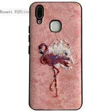 Fashion Chinese style embroidery pattern phone case For HUAWEI P30Lite P30pro