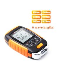 цена на Multifunction Optical Power Meter Visual Fault Locator Network Cable Test optical fiber tester 5km 15km VFL