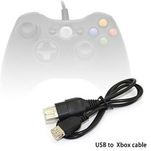 For XBOX USB CABLE Female USB To Original Xbox Adapter Cable Convertion Cable