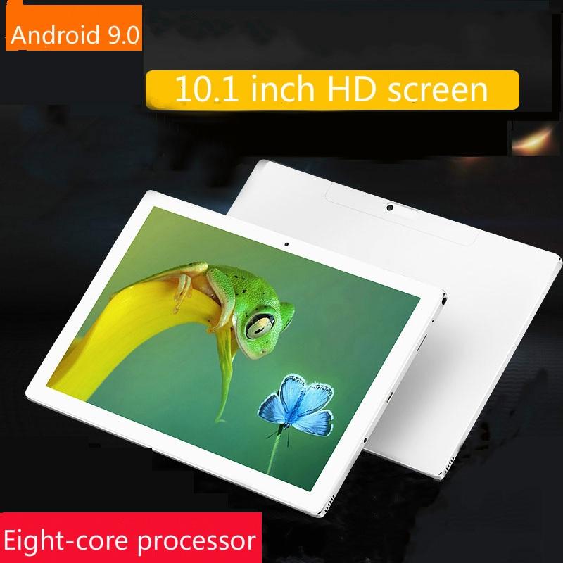 Novo tablet de 10.1 polegadas octa-core 4g tela completa netcom hd jogo android aprendizagem classe on-line