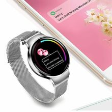 Bluetooth умные женские часы с камерой и пультом дистанционного управления, мониторинг сна, шагомер, информация о вызывающем абоненте, напоминание, женские часы