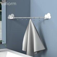 Крючок для полотенец bathrom настенные клейкие крючки ванной