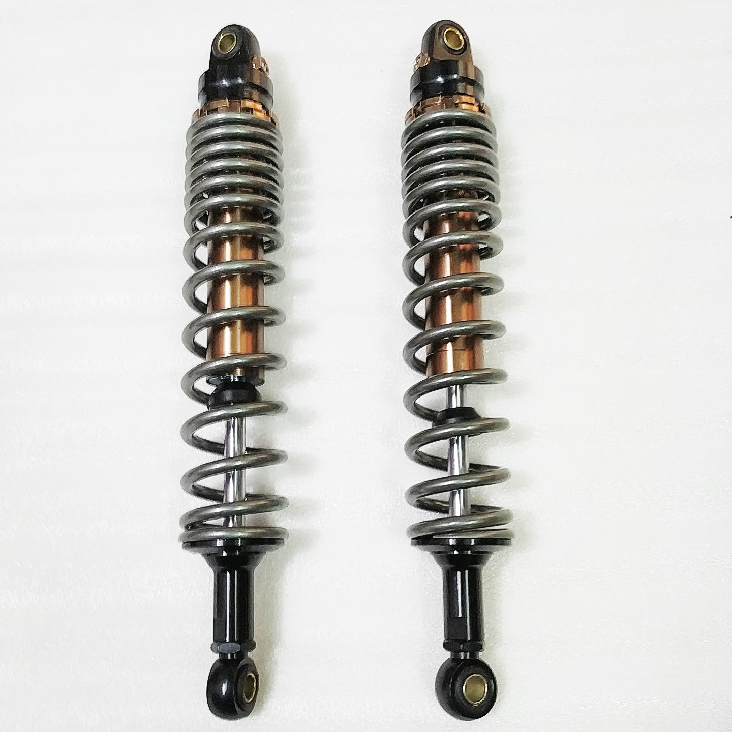 400mm Rear Air Shock Absorbers Universal For Honda Suzuki Yamaha Kawasaki ATV