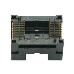 Image 4 - TSOP 48 TSOP48 prise pour programmeur NAND FLASH IC nouveau TSOP 48 puce Test prise IC prises électriques