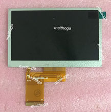 4.3 polegada 40pin tft lcd tela comum (sem toque/toque) 480 (rgb) * 272 interface rgb