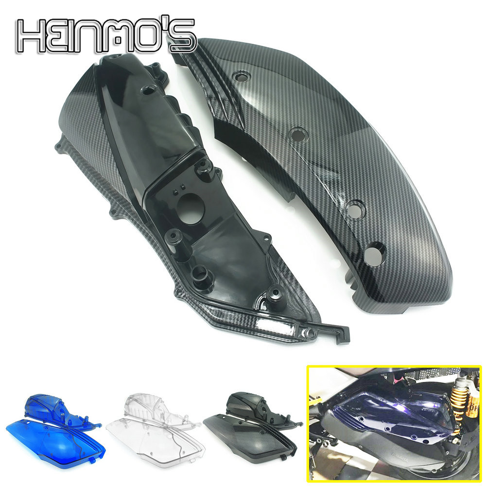 For <font><b>YAMAHA</b></font> <font><b>XMAX</b></font> 300 Accessories Motorcycle Air Filter Cover For <font><b>Yamaha</b></font> X-MAX X MAX 250 300 <font><b>400</b></font> XMAX300 XMAX250 2017 2018 2019 image