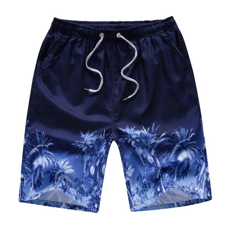 Hot Beach Shorts Men Women Summer Quick Dry Comfortable Beachwear Homme Couple Casual Board Short Plus Size 4XL