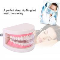 Joylife силиконовый анти против храпа Snor устройство Регулируемый мундштук Защита рта помощь для сна забота о здоровье