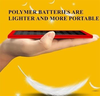 30000mAh Solar Power Bank Portable Waterproof LED Battery Powerbank Fast Charging External Battery for smart phone 5