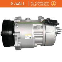 for Sanden AC Compressor sd7v16 For Volkswagen Beetle Golf Jettas Bettle A3 1J0820803K 1J0820805 1J0820803L