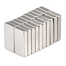 20pcs N52 Super Strong Rare Earth Magnets Mayitr Block Neodymium Magnet 10*5*2mm NdFeB Magnetic Materials New все цены