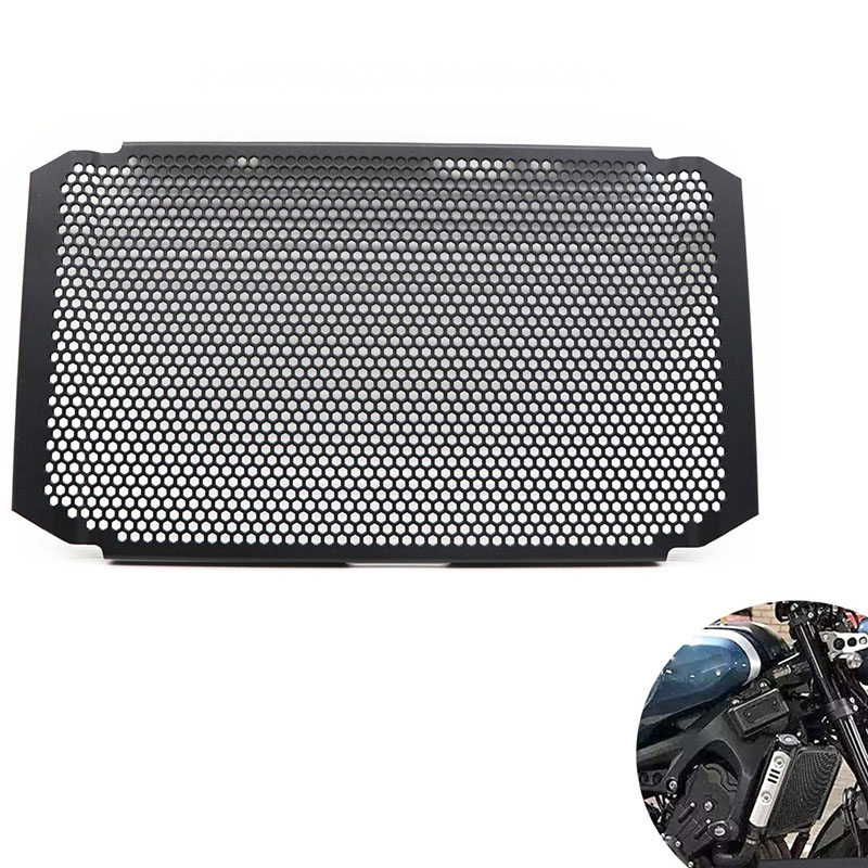 FZ09 2013-2016 Motorcycle Radiator Grille Grill Guard Protective Cover Grill for Yamaha FZ09 FZ-09 FZ 09 Sport Tracker Street Rally 2013 2014 2015 2016