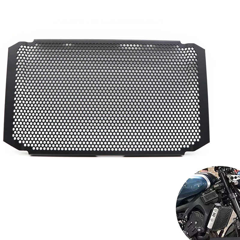 MT09 Motorcycle Stainless steel Radiator Grille Guard Protective Cover For Yamaha MT09 2013-2017