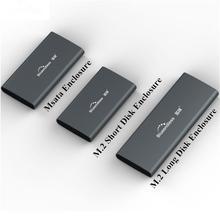 Blueendless корпус для внешнего жесткого диска hdd 25 'алюминиевый