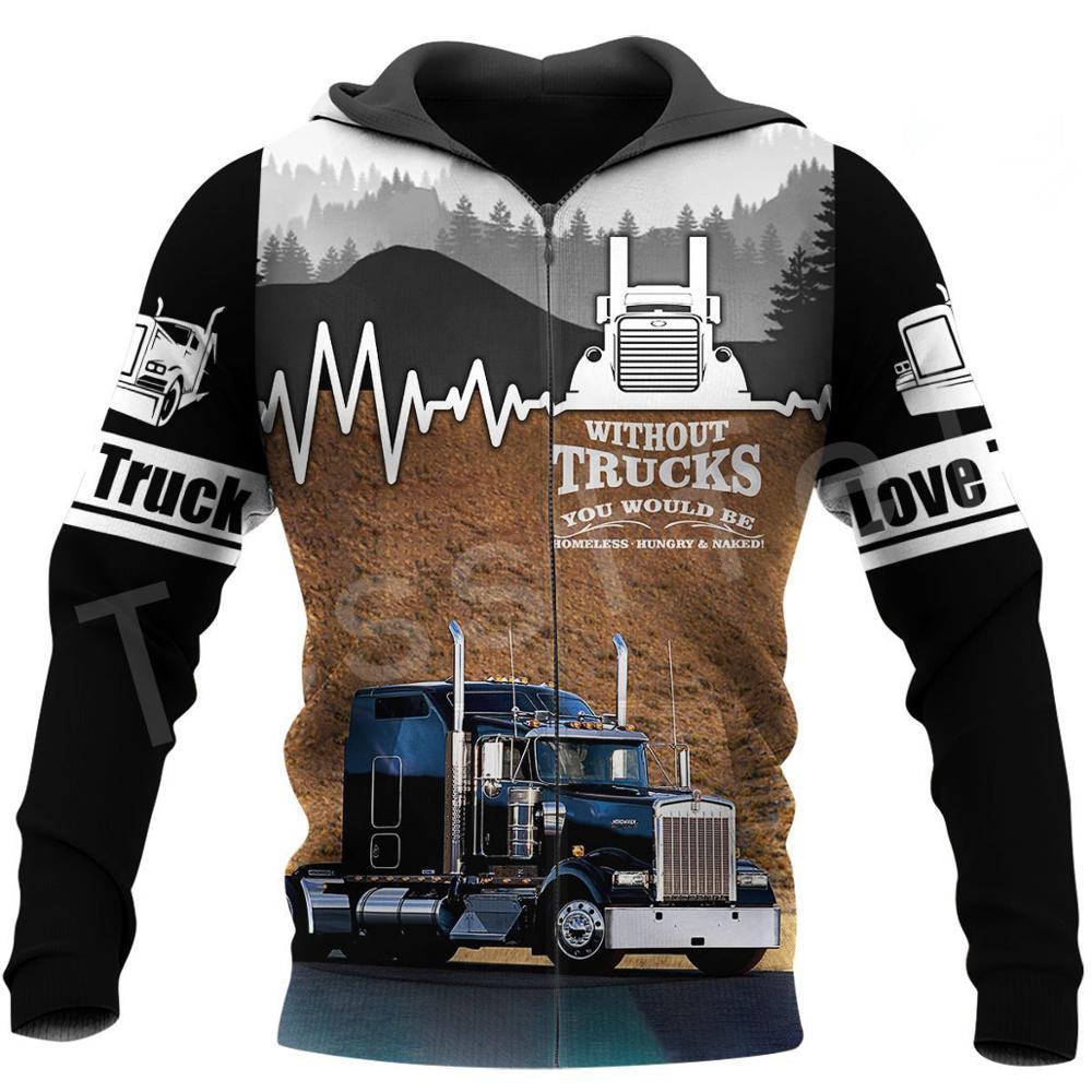 Купить пуловер для водителя грузовика спортивный костюм модный повседневный