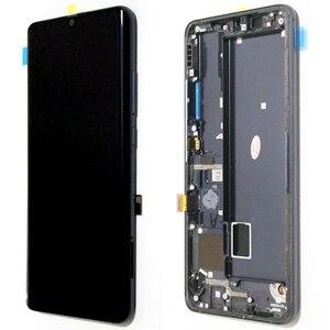 """Image 3 - 100% originale 6.47 """"Display Amoled con cornice per XiaoMi Mi Note 10 Pro Mi CC9 Pro Touch Screen Digitizer Assembly parti di riparazione"""