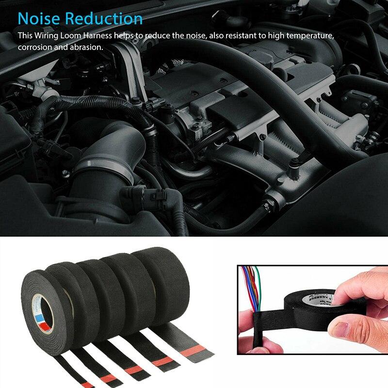 Новинка 2020, рулон клейкой ленты, автомобильная проводка, автомобильная изоляционная Звукоизоляционная лента L5