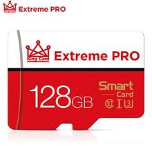 Carte Micro SD TF, 16 go/32 go/64 go/128 go/256 go, classe 10, mémoire Flash, haute vitesse, pour Smartphone, adaptateur, nouveauté