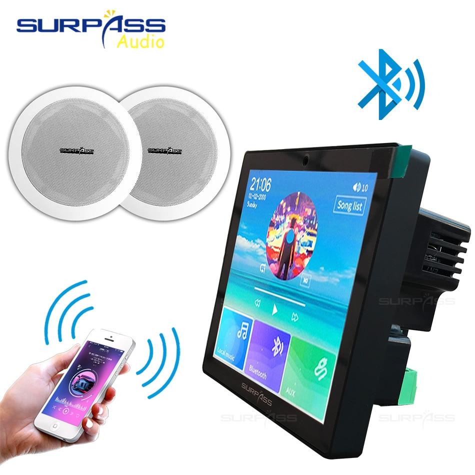 Digital Stereo Player Smart Home ...