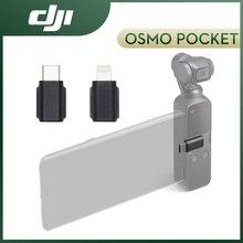 Pocket-Accessory Osmo DJI Adapter Camera Smartphone-Connector Handheld Original Type-C