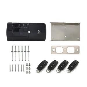 Image 5 - WAFU Smart Invisible Lock 011A  Electric Door Lock Wireless Remote Control  Anti thief Keyless Electronic Smart Door Lock