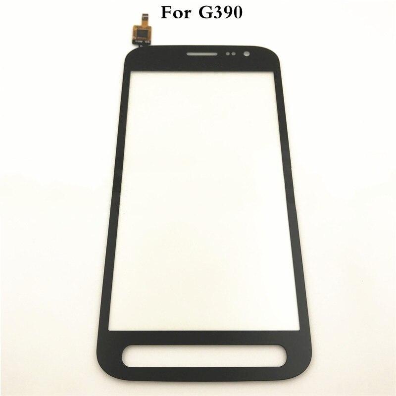 Original For Samsung Galaxy Xcover 4 SM-G390F G390 Touch Screen Digitizer Sensor Outer Glass Lens Panel