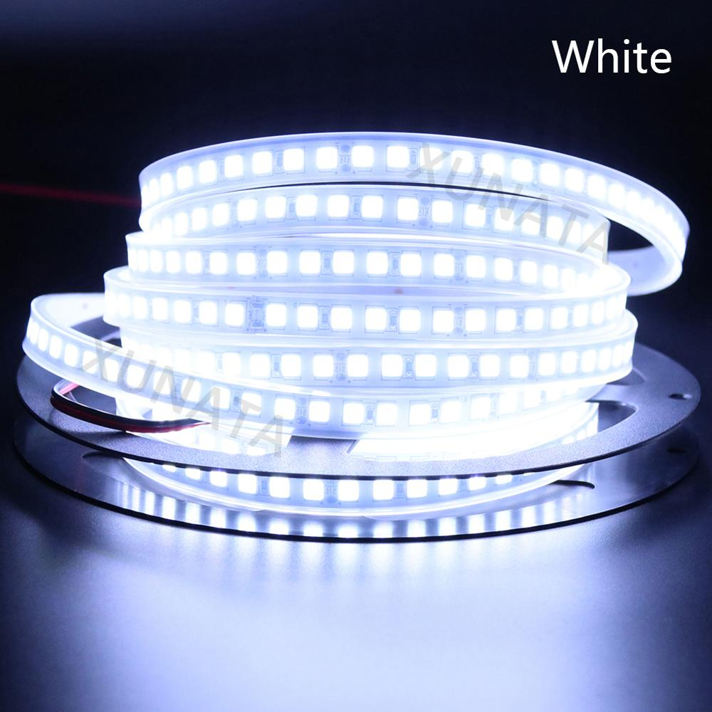 5M <font><b>24V</b></font> <font><b>LED</b></font> Strip Light SMD 5054 2835 Waterproof <font><b>LED</b></font> Ribbon Diode Tape 5M 600LEDs <font><b>Led</b></font> <font><b>Stripe</b></font> Flexible Warm White/White <font><b>LED</b></font> Lamp image