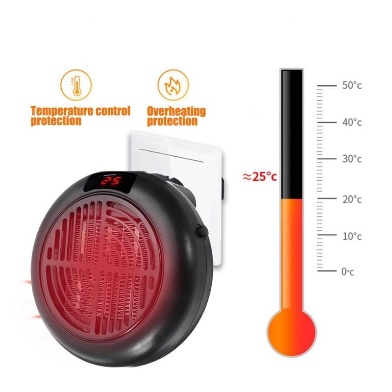 900W Mini Electric Heater