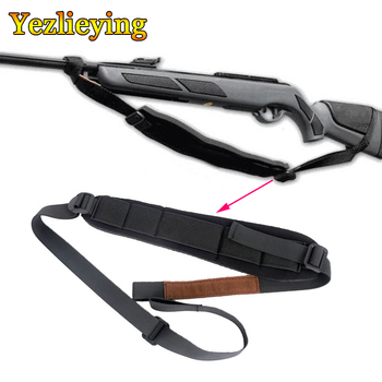 Hunting Gun Sling Accessories Buddy Stretching Nylon Sling Swivels Shooting Accessories New Gun Buddy Perfect For Any Air Rifle 1