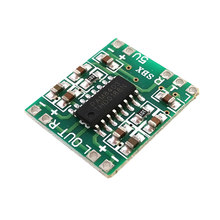 Ultra-Miniature Digital Power Amplifier Board 2*3W Class D Pam8403 Power Amplifier Board 2.5~5V USB Power Supply(China)