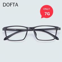 Очки для чтения dofta с защитой от сисветильник мужчин и женщин