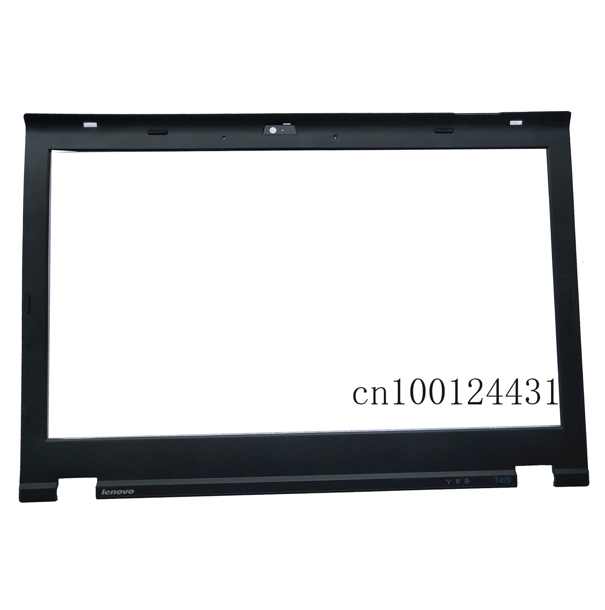 New Original For Lenovo ThinkPad T420 T420i LCD Front Frame Bezel  04W1609 04W1620