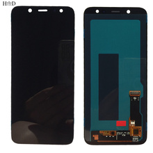 Original OLED LCD Display For Samsung Galaxy A6 2018 LCDs A600 SM-A600F A600FN LCD Display With Touch Screen Digitizer Assembly