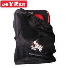 Водостойкая сумка для детского автомобильного сиденья с регулируемым замком, дорожная сумка для самолета