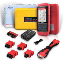 Original Xtool X100 Pro 2 OBD2 Key Programmer X100 PRO2 Car Key Programming with EEPROM Adapter