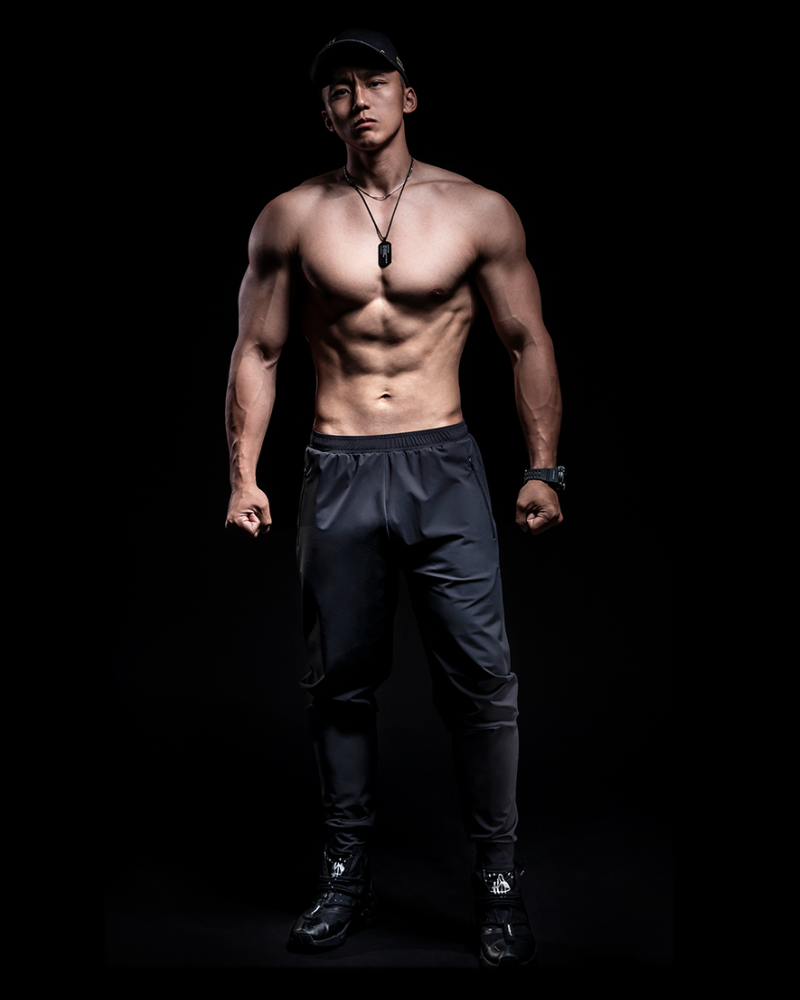 2019 Autumn New Jogger Pants Men  Black Sweatpants Casual Slim Mens Bodybuilding Pants