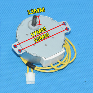 Image 2 - 適切なシャープ空気清浄機加湿フィルターディスク回転モータ MT8 L C320 モータ 220V 真新しい本