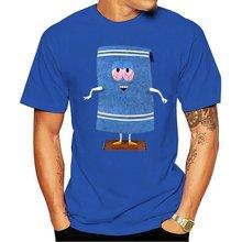 Забавные мужские топы для Южноамериканского парка towelie футболка