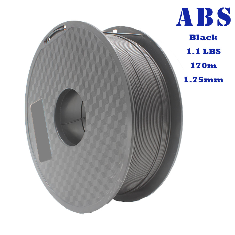 ABS 0.5KG Original Yousu 3d Filament Plastic For 3d Printer And 3d Pen/many Colors  /express Shipping From Moscow