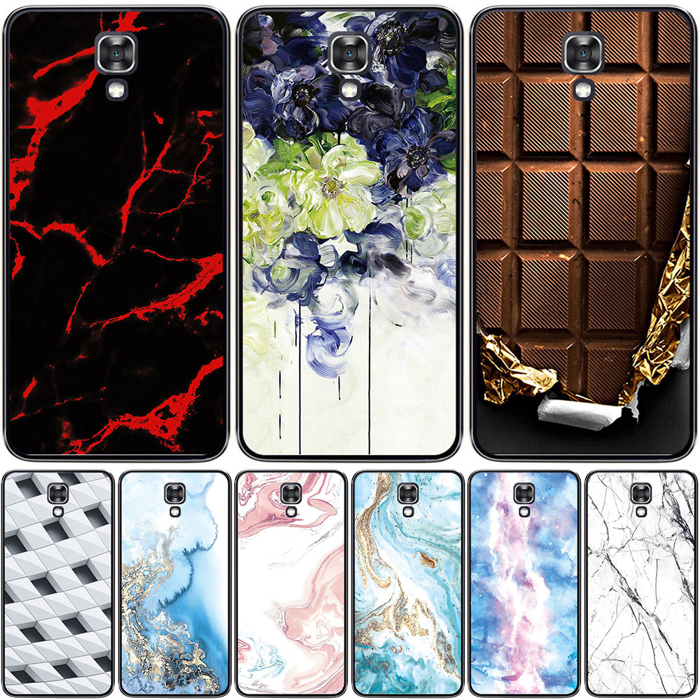 Phone Bags & Cases For LG X Cam X Style X View X Screen 2016 K580 K200DS Case Cover Fashion marble Inkjet Painted Shell Bag