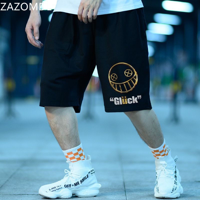 Summer Shorts Men 2020 Casual Shorts Trunks Fitness Workout Beach Shorts Man Breathable Cotton Gym Short Trousers Sweatpants