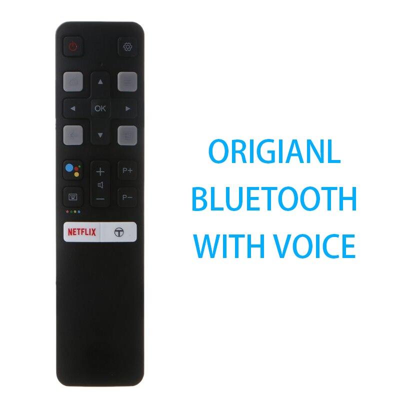 NUOVO Originale a distanza di controllo RC802V JUR6 Per TCL TV 65P8S 49S6800FS 49S6510FS 55P8S 55EP680 50P8S 49S6800FS 49S6510FS Fernbedie