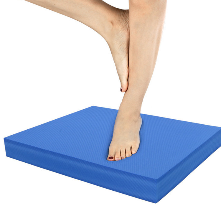 Comprehensive Fitness Gymnastics Training Balance Pad Cushion Home Ankle Recovery Knee Pain Accessories Non Slid Unisex Yoga Mat