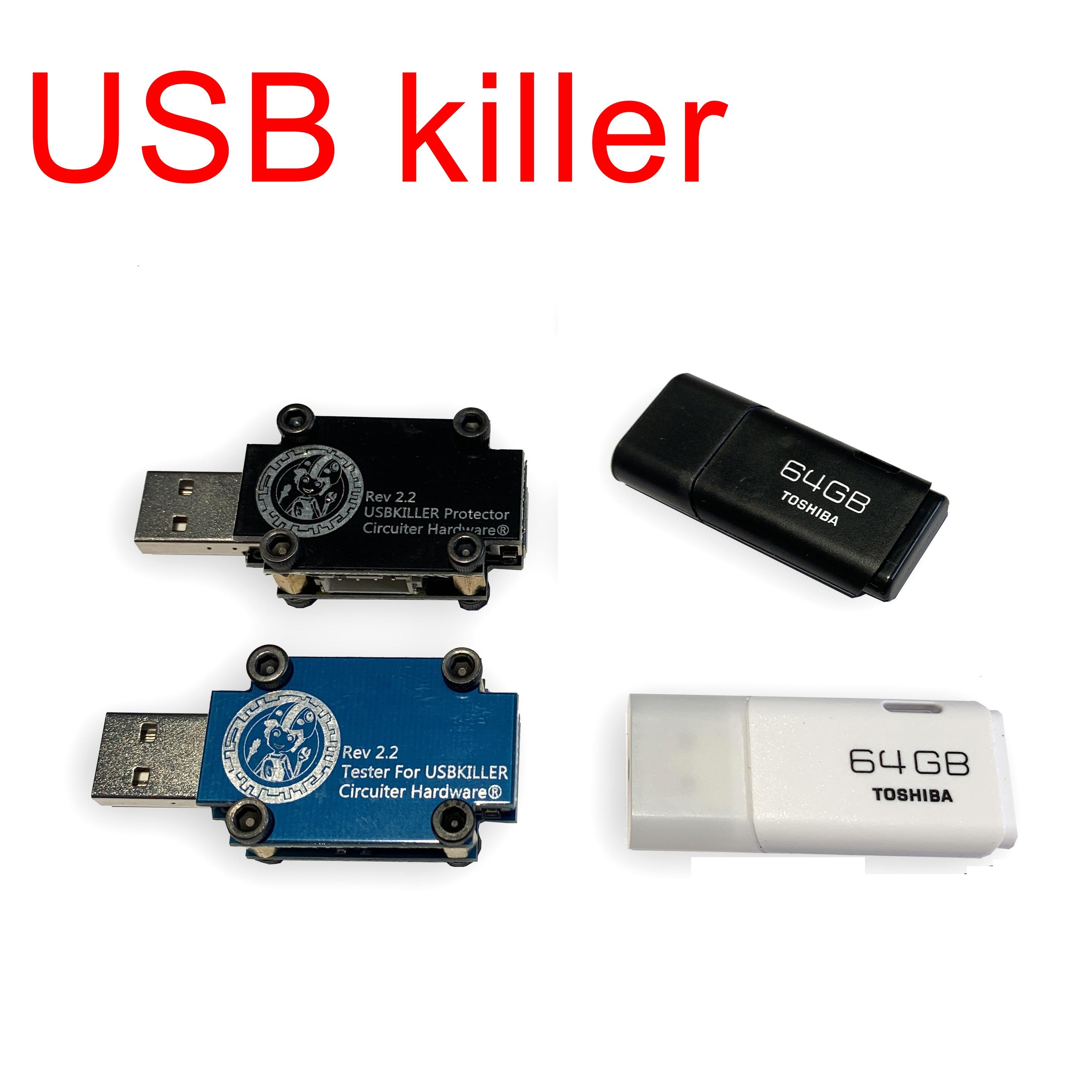Placa mãe usbkiller v3, placa mãe killer u disco de alta tensão gerador/usb killer testador/usb killer protetor