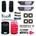 Детали для электрической дрели BAT618 Пластиковый корпус для батареи печатная плата для Bosch 18V BAT610 BAT609G BAT618G литий-ионный аккумулятор