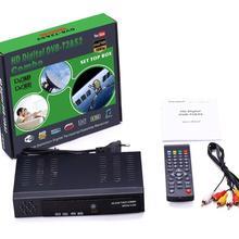 DVB-T2 S2 комбо сигнала ТВ приставка цифрового ТВ телеприставка приемник